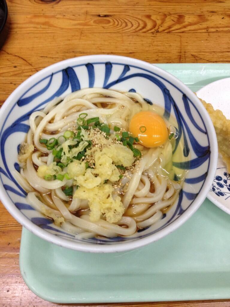 香川県高松市のさか枝のうどんは讃岐うどんめぐりの基本の基本