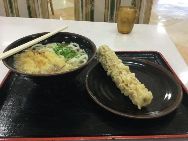 前回とは違って、天ぷらが豊富 ...