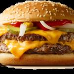 マクドナルド最強メニューのダブルクォーターパウンダー・チーズが消える!?