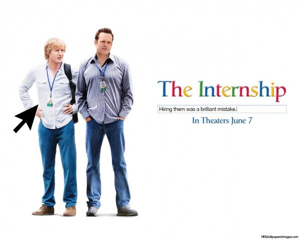 元気を出すためにGoogle映画『インターンシップ』を観てみよう!?