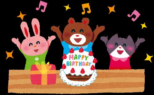 お誕生日パーティーは自分で開け!てっちゃん生誕祭!?