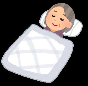 重いブランケットで寝ると熟睡できる話と『トライアングル』ネタバレ解説!?