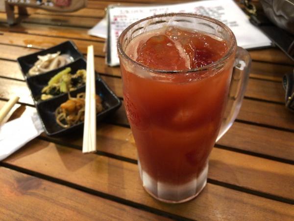 沖縄では甘いトマトサワーが流行っている可能性がある!?