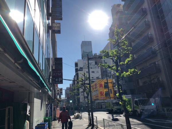 こだま号で東京にいって錦糸町ニューウイングに泊まった話!?