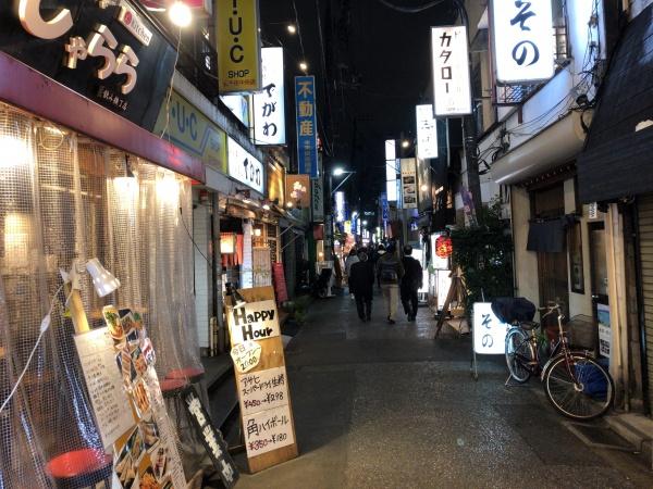 北千住で清水記者と青木先生と飲みまくった夜!?