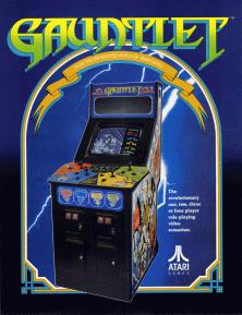 『ガントレット』をいまこそそこそこ上手にプレイしたい!?