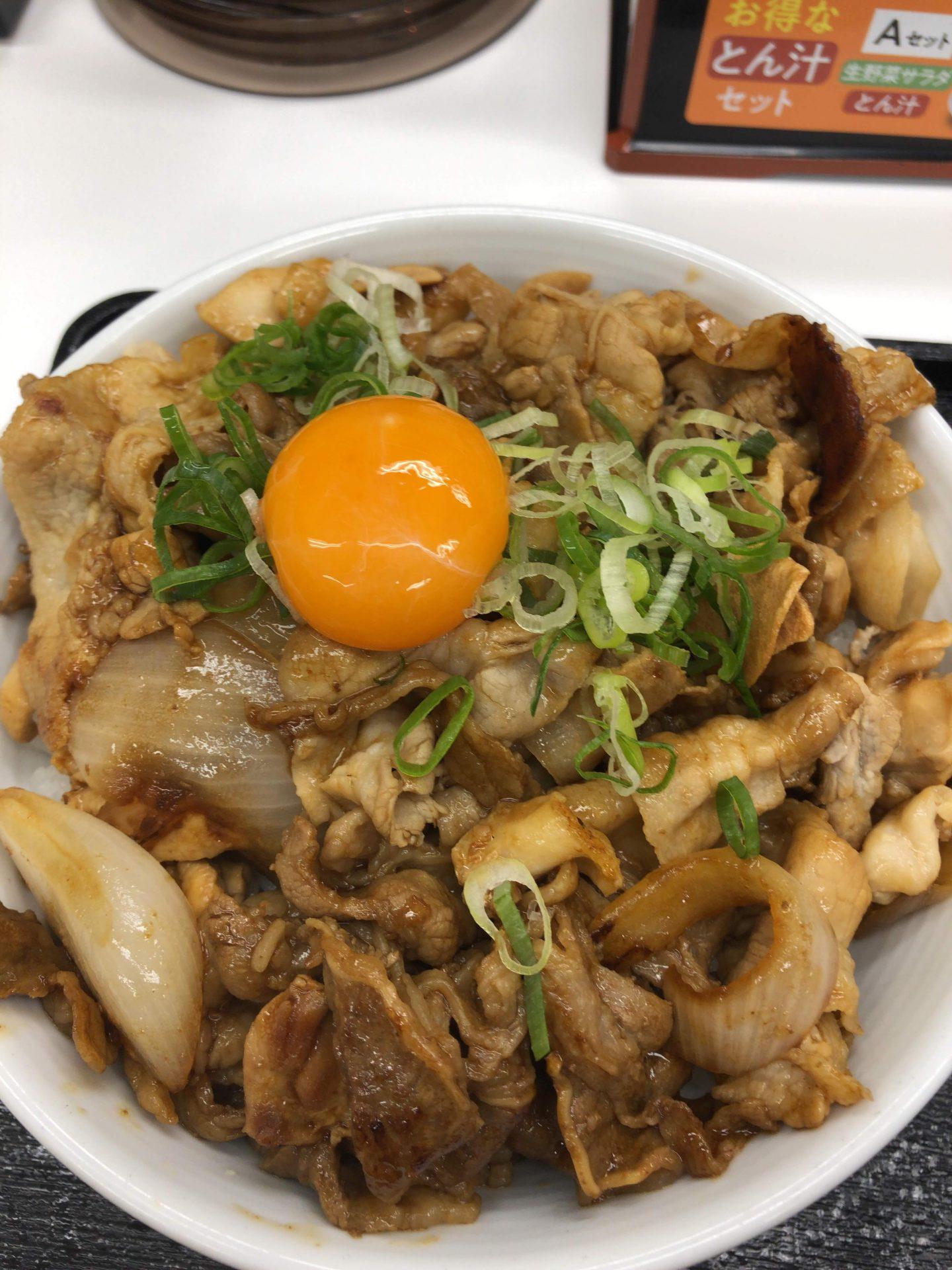 伝説のガッパラー丼がいま蘇る!?